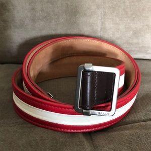 Bally Men's Leather Belt